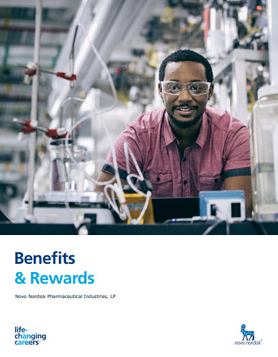 Novo Nordisk benefits and rewards information download
