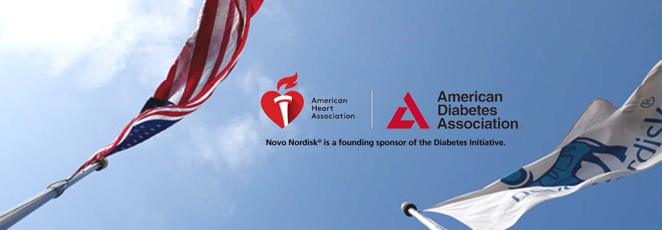 Novo Nordisk is a founding sponsor of the Diabetes Initiative
