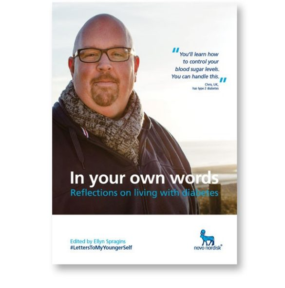 Click to download In Your Own Words, a collection of stories by people with type 2 diabetes