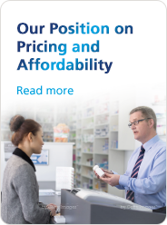 Learn about Novo Nordisk's postion on pricing and affordability