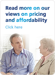 Learn about Novo Nordisk's views on pricing and affordability