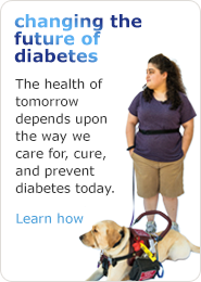 Learn about Novo Nordisk's efforts to change the future of diabetes
