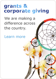 Learn about Novo Nordisk's grants and corporate giving