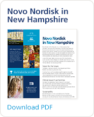 Learn about Novo Nordisk in New Hampshire