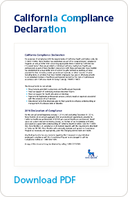 Learn about Novo Nordisk's California Compliance Declaration