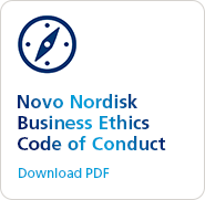 Novo Nordisk Business Ethics Code of Conduct PDF