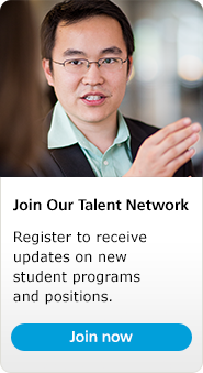 Novo Nordisk Talent Network sign up graphic