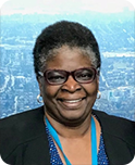 Marguerite Butler of Houston, professor of law at Texas Southern University Thurgood Marshall School of Law
